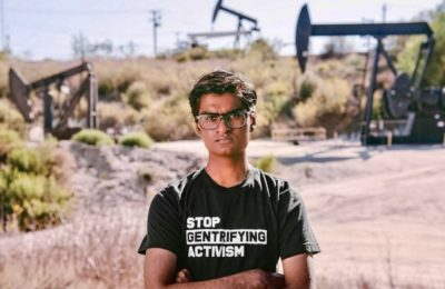 Climate change, activism, kevin Patel, Gen Z, youth leader, emerging leaders